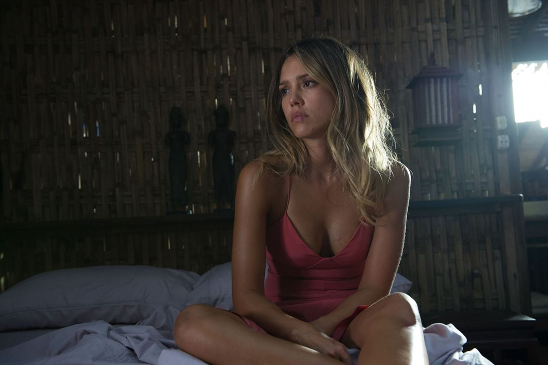 Mechanic: Resurrection : Foto Jessica Alba