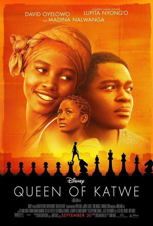 Queen Of Katwe : Cartel