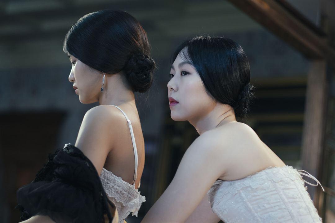 La doncella (The Handmaiden) : Foto Kim Min-Hee, Kim Tae-Ri