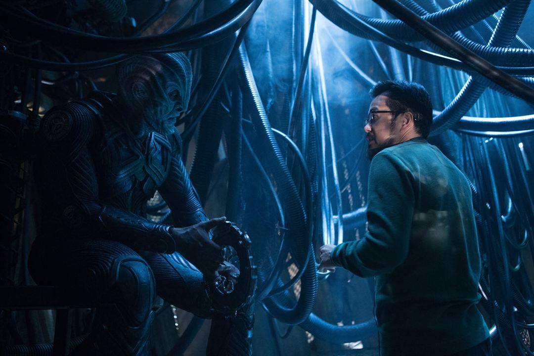 Star Trek: Más allá : Foto Justin Lin