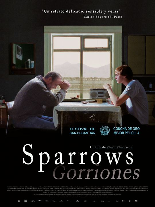 Sparrows (Gorriones) : Cartel