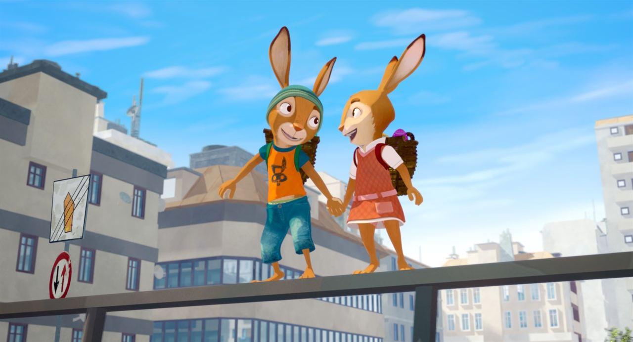 Rabbit School. Los guardianes del huevo de oro : Foto