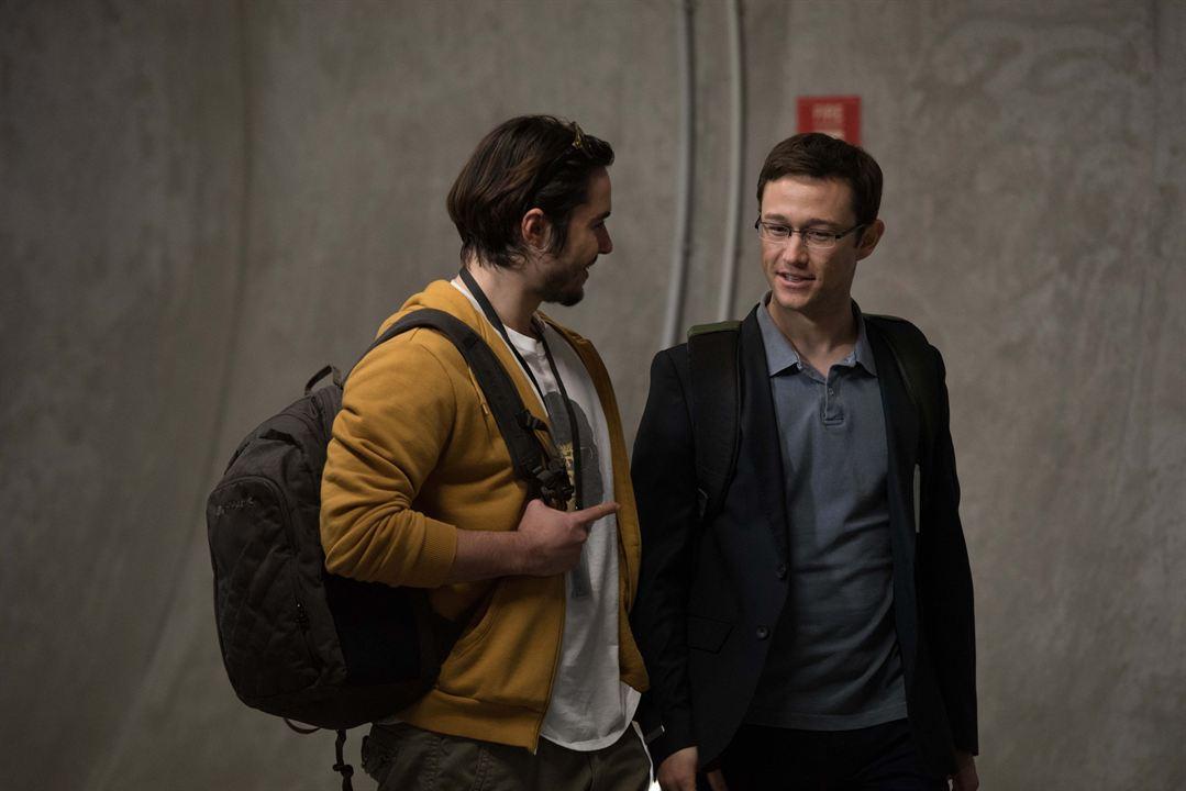 Snowden : Foto Ben Schnetzer, Joseph Gordon-Levitt