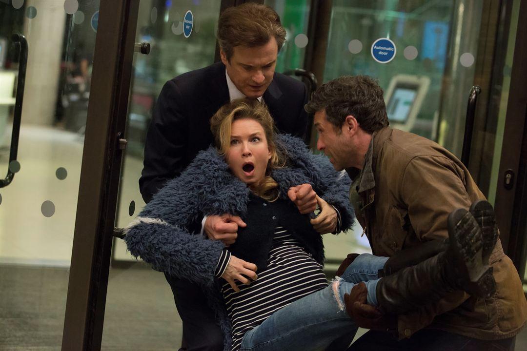 Bridget Jones' Baby : Foto Colin Firth, Patrick Dempsey, Renée Zellweger