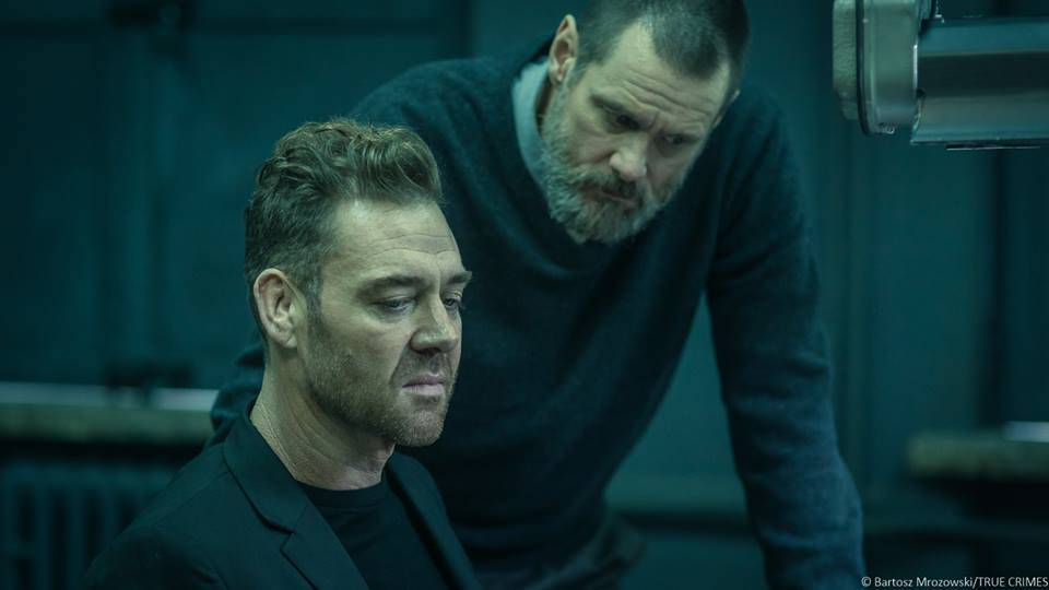 Dark Crimes : Foto Jim Carrey, Marton Csokas
