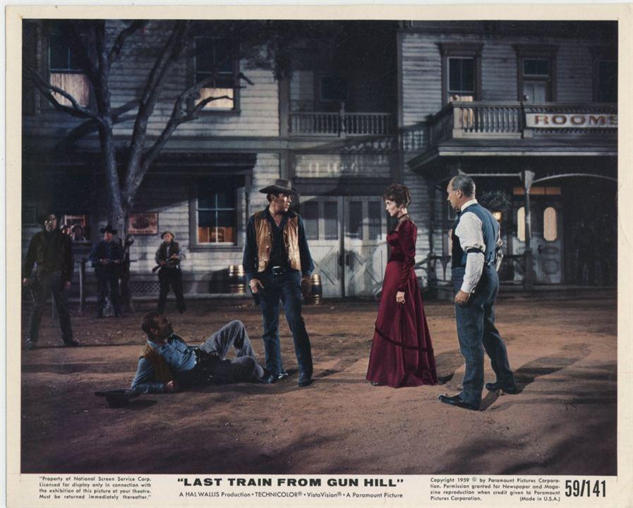 El último tren de Gun Hill : Foto