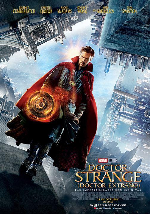 Doctor Strange (Doctor Extraño) : Cartel