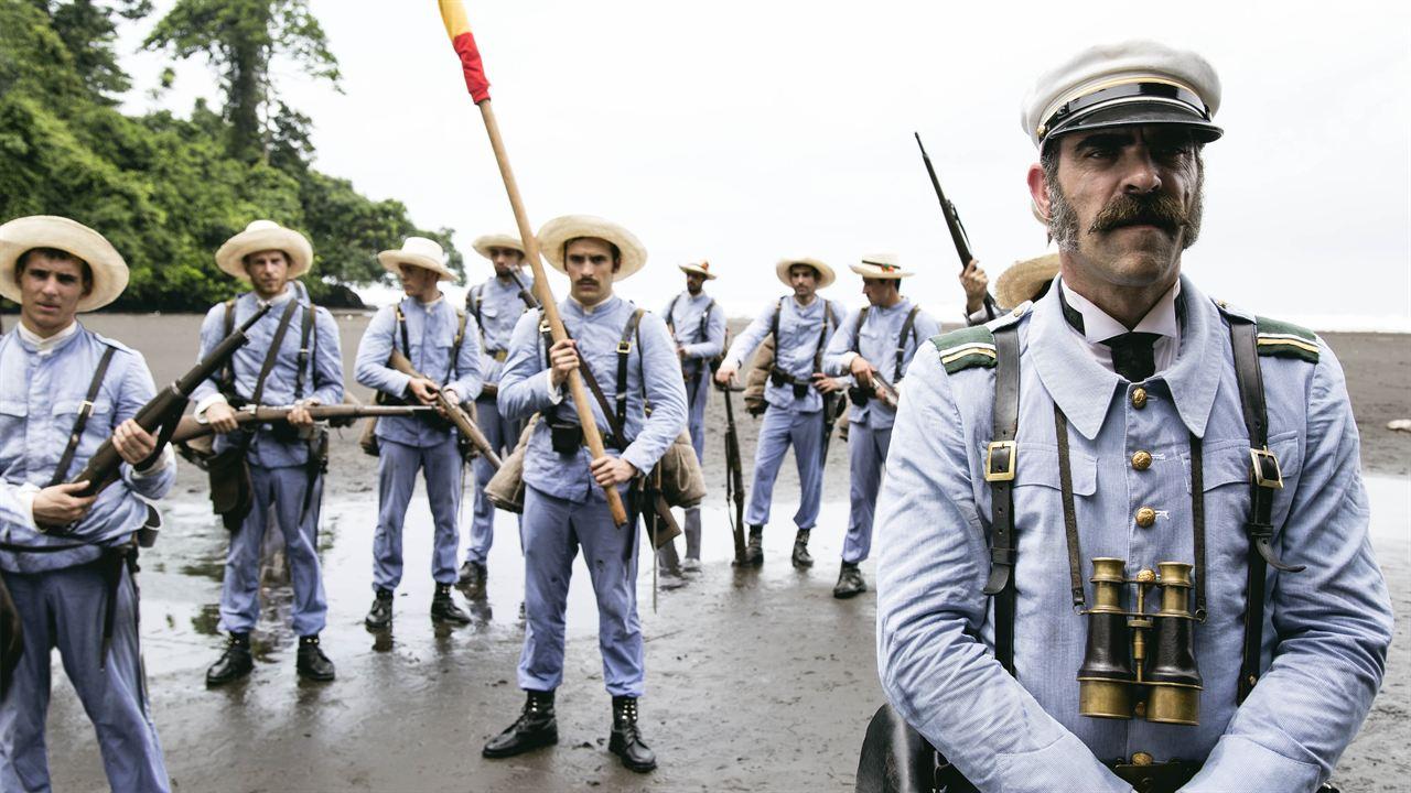 1898: Los últimos de Filipinas : Foto Álvaro Cervantes, Luis Tosar, Miguel Herrán, Ricardo Gómez