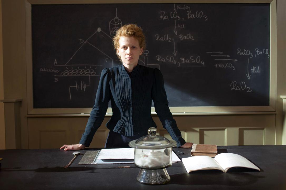 Marie Curie : Foto Karolina Gruszka