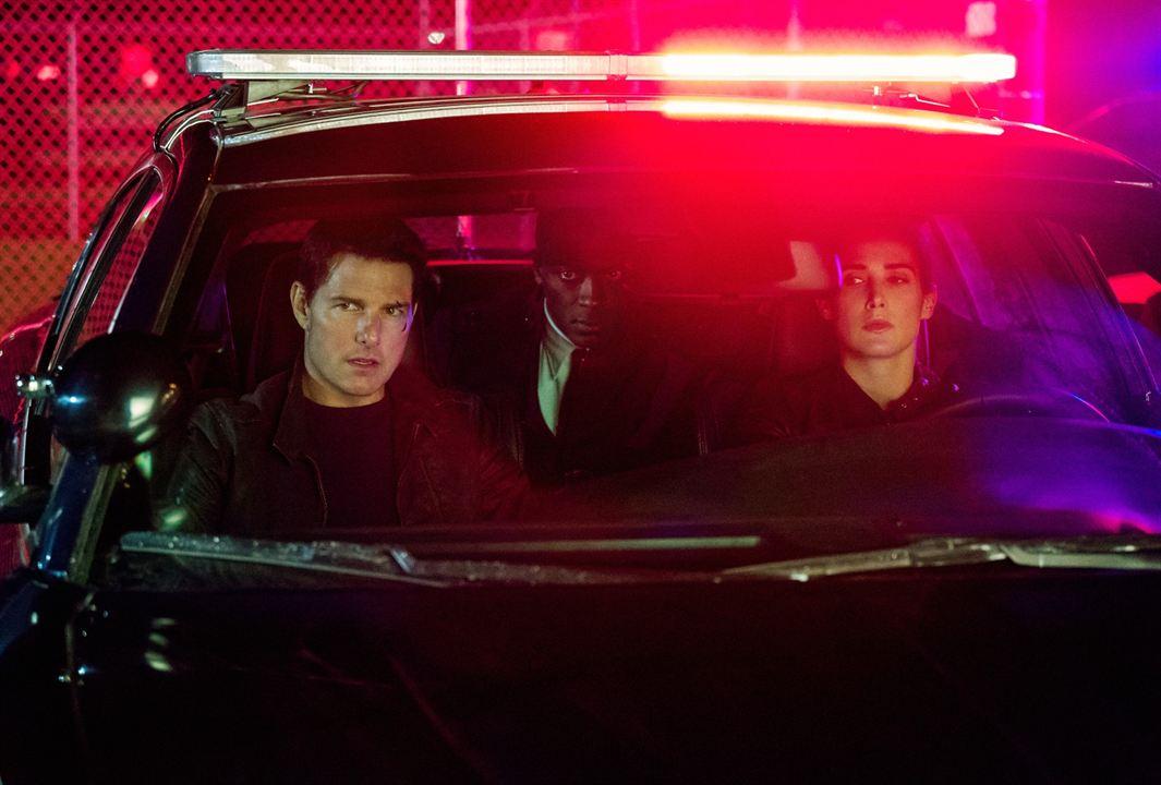 Jack Reacher: Nunca vuelvas atrás : Foto Aldis Hodge, Cobie Smulders, Tom Cruise