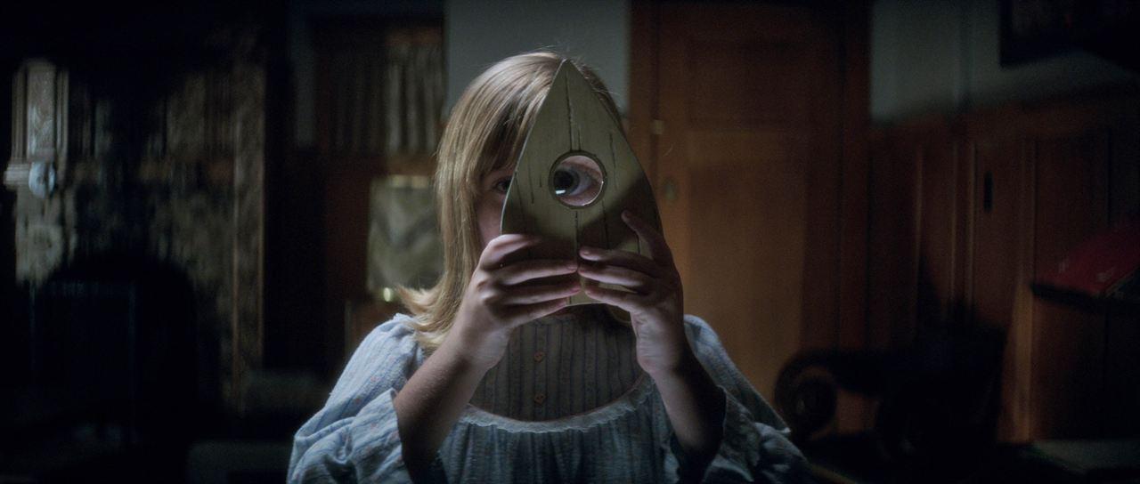 Ouija: El origen del mal : Foto Lulu Wilson