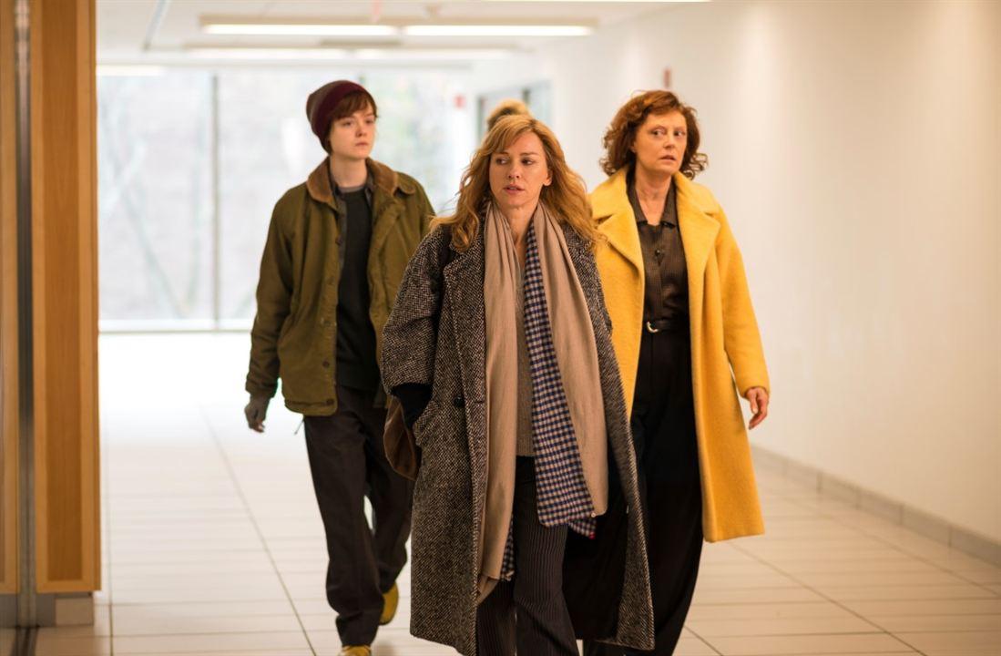 3 generaciones : Foto Elle Fanning, Naomi Watts, Susan Sarandon