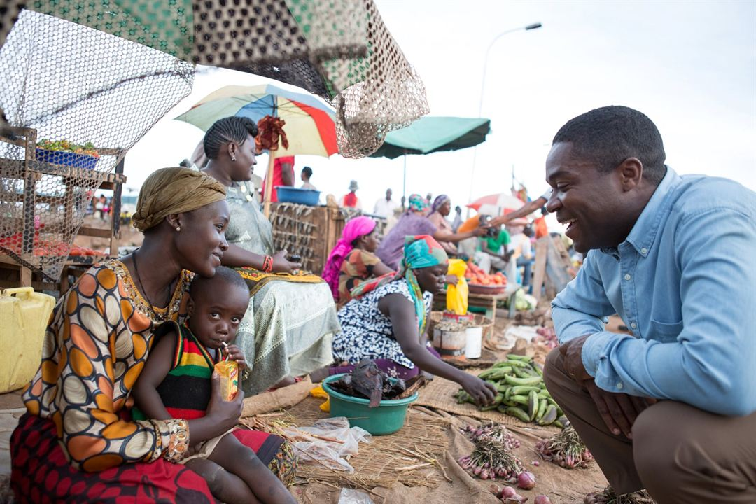 Queen Of Katwe : Foto David Oyelowo, Lupita Nyong'o