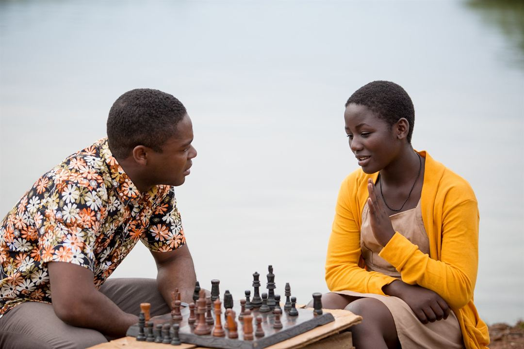 Queen Of Katwe : Foto David Oyelowo, Madina Nalwanga