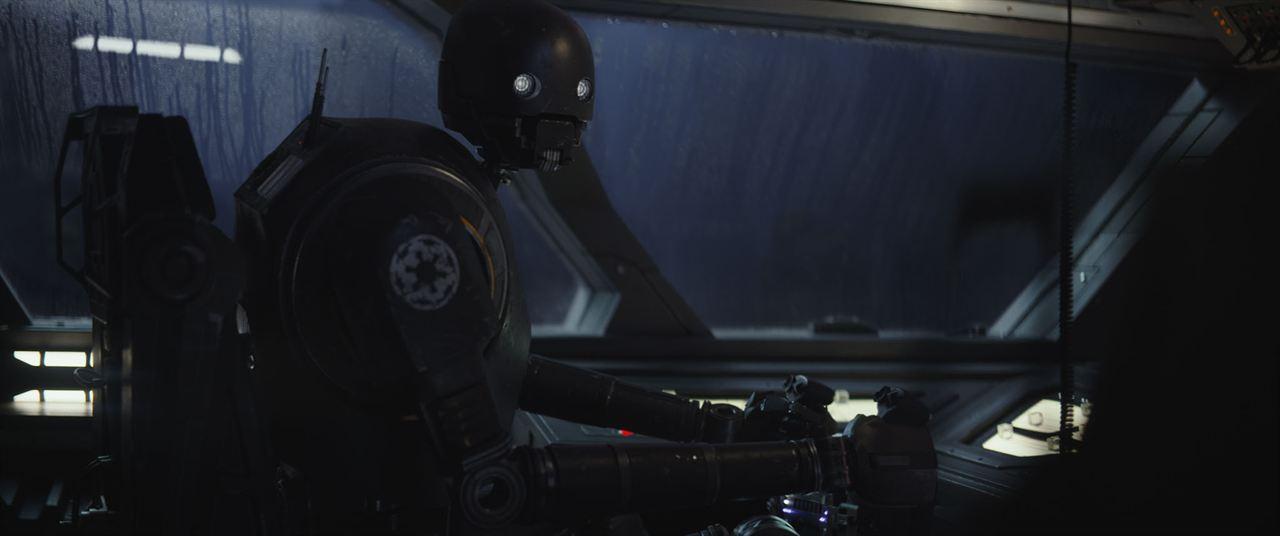 Rogue One: Una historia de Star Wars : Foto Alan Tudyk