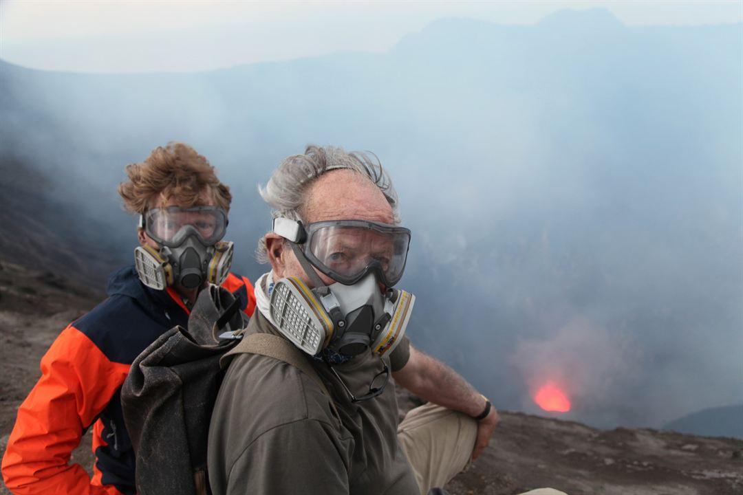 Hacia el infierno : Foto Clive Oppenheimer, Werner Herzog