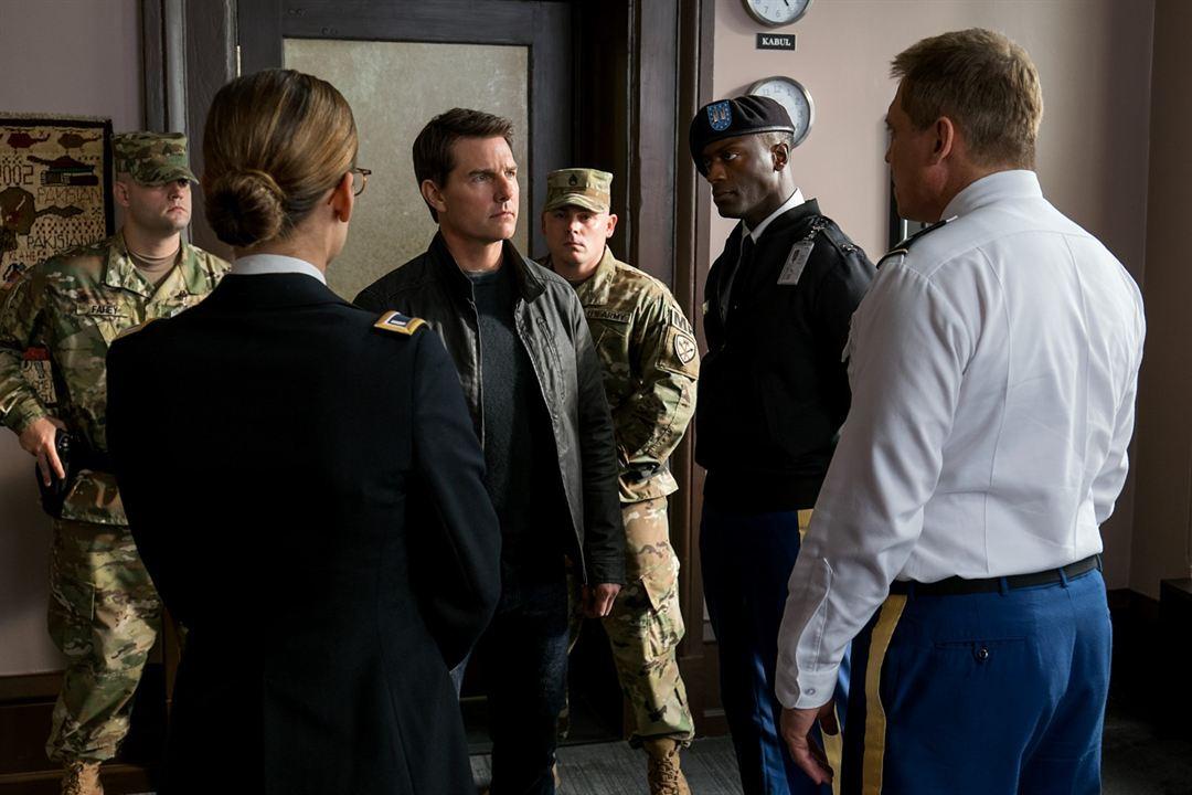 Jack Reacher: Nunca vuelvas atrás : Foto Aldis Hodge, Holt McCallany, Jessica Stroup, Tom Cruise