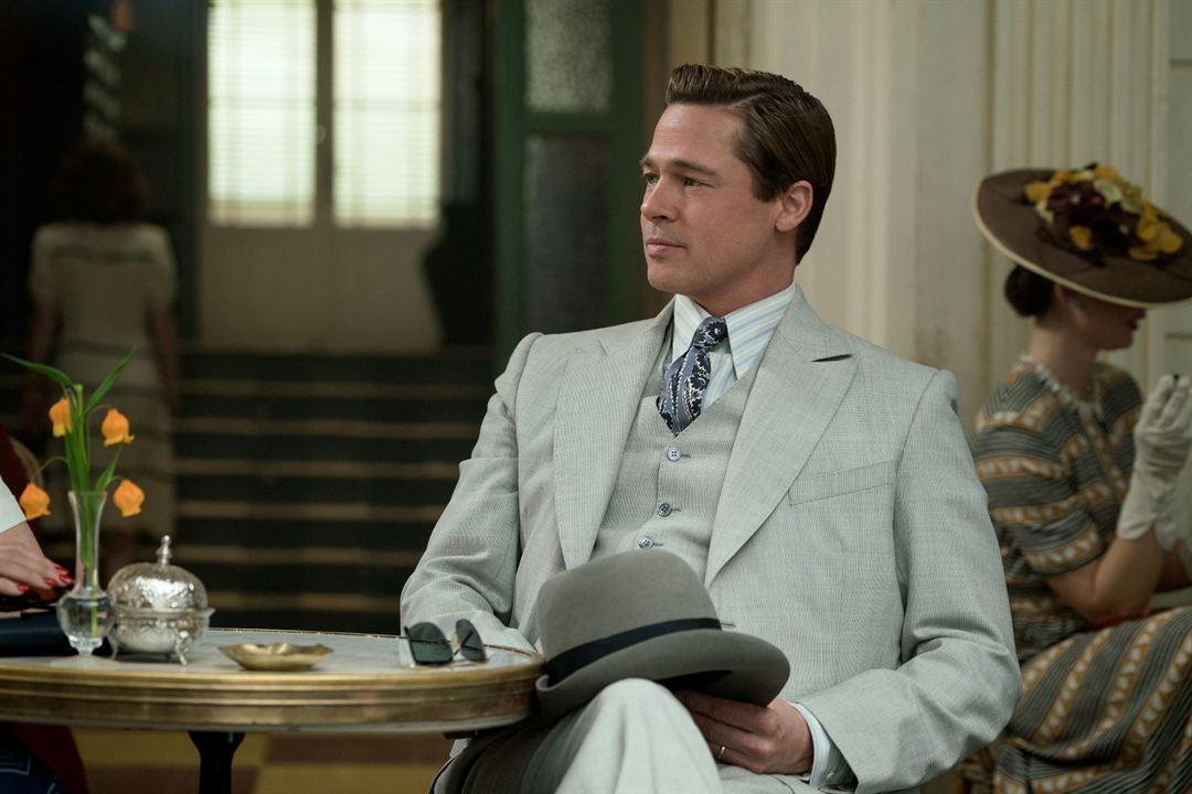 Aliados : Foto Brad Pitt