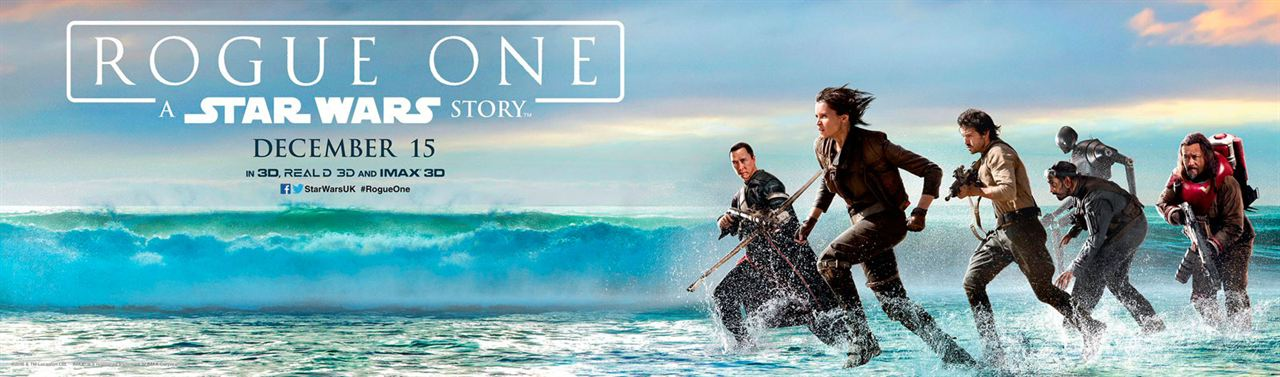 Rogue One: Una historia de Star Wars : Cartel