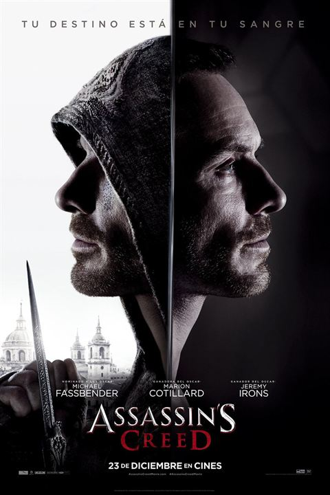 poster pelicula assassins creed