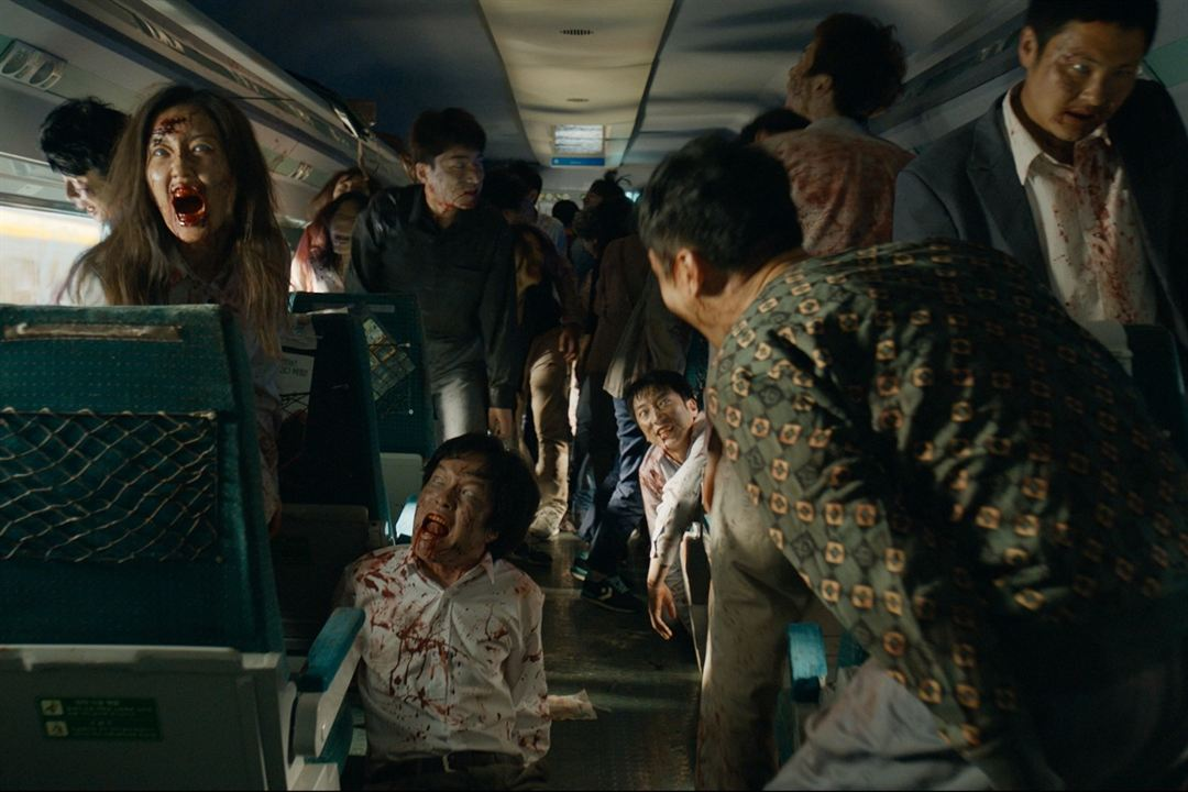 Train to Busan : Foto