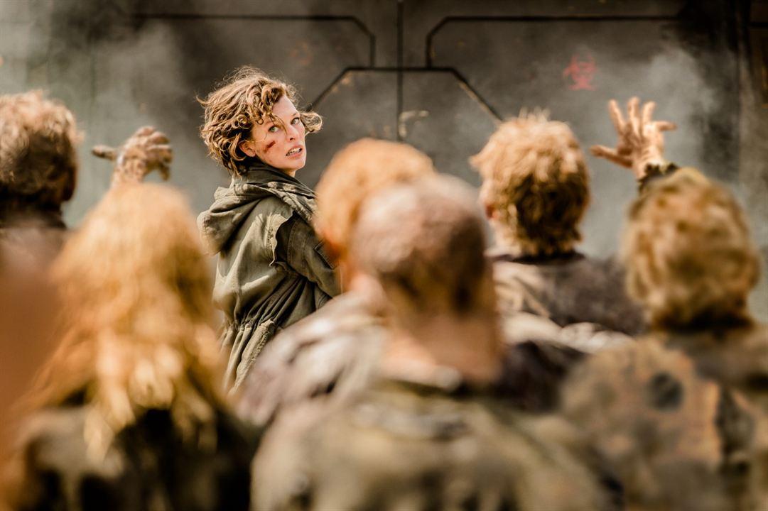 Resident Evil: El capítulo final : Foto Milla Jovovich