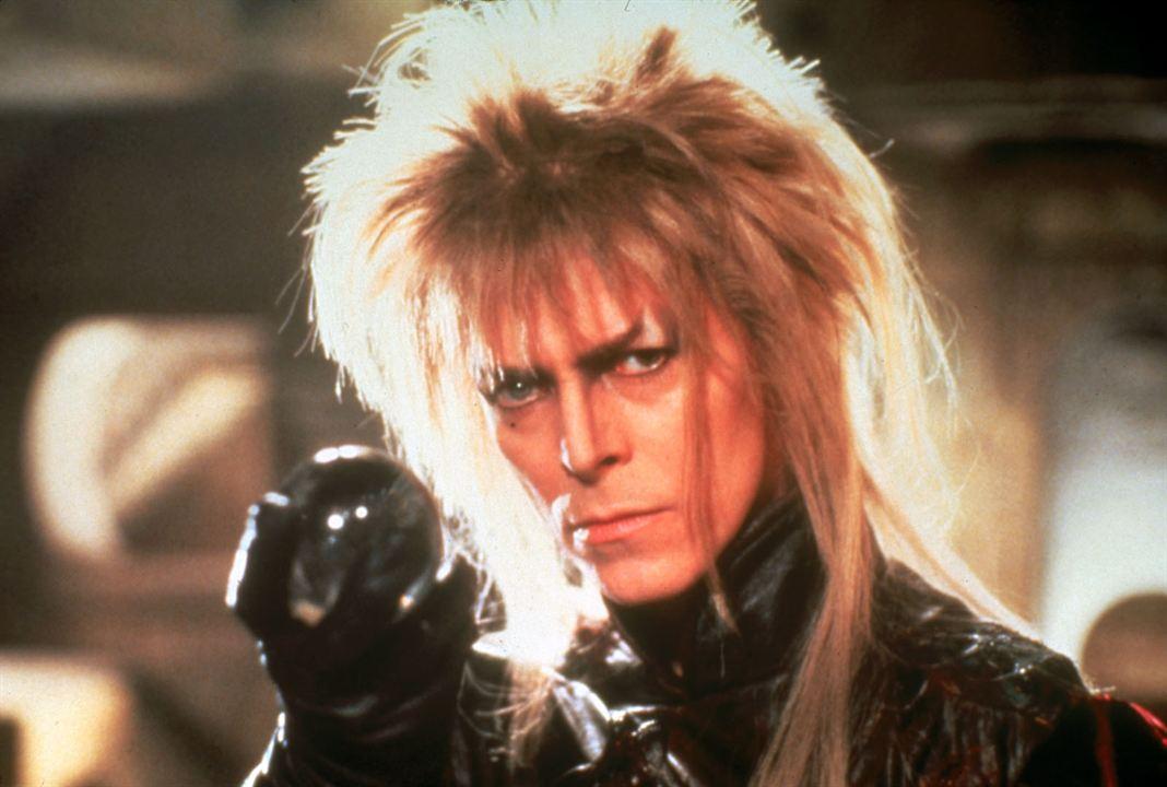 Dentro del laberinto : Foto David Bowie