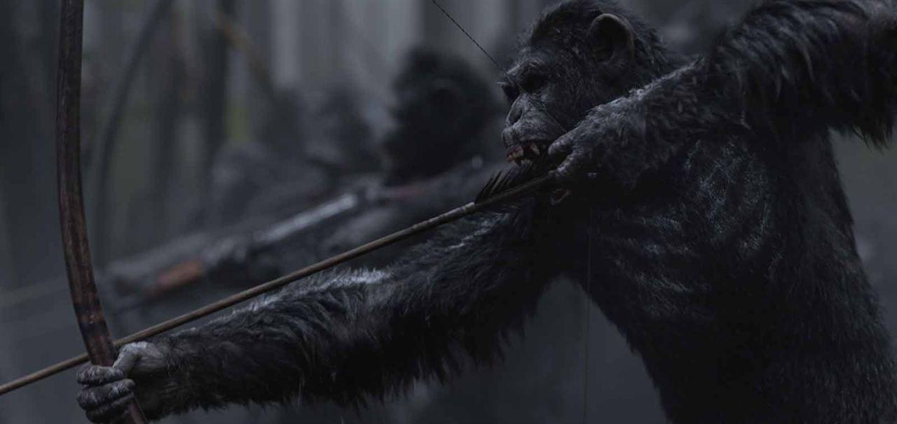 La guerra del Planeta de los Simios : Foto