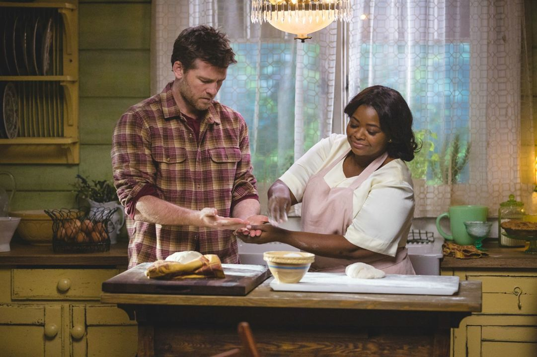 La cabaña : Foto Octavia Spencer, Sam Worthington