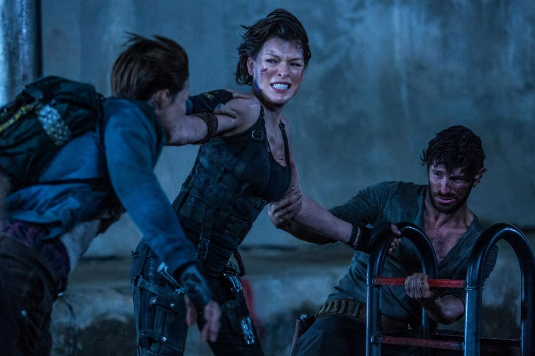 Resident Evil: El capítulo final : Foto Eoin Macken, Milla Jovovich, Ruby Rose