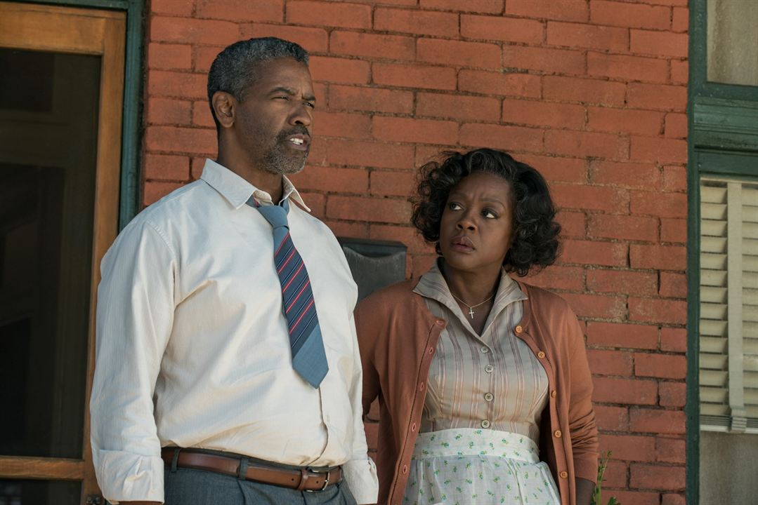 Fences : Foto Denzel Washington, Viola Davis