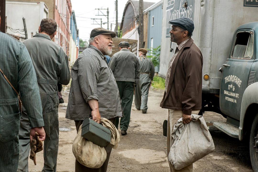 Fences : Foto Denzel Washington, Stephen Henderson