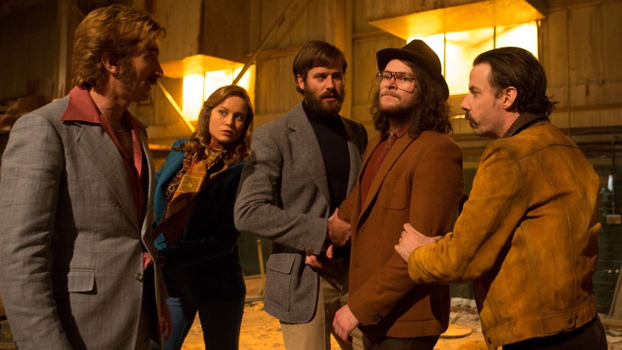Free Fire : Foto Armie Hammer, Brie Larson, Jack Reynor, Noah Taylor, Sharlto Copley