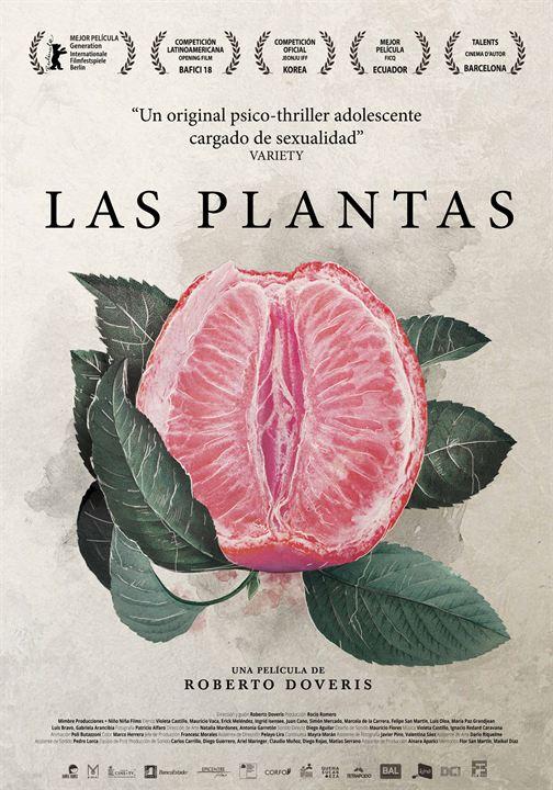 Las plantas : Cartel