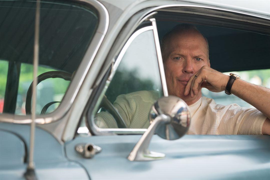 El fundador : Foto Michael Keaton