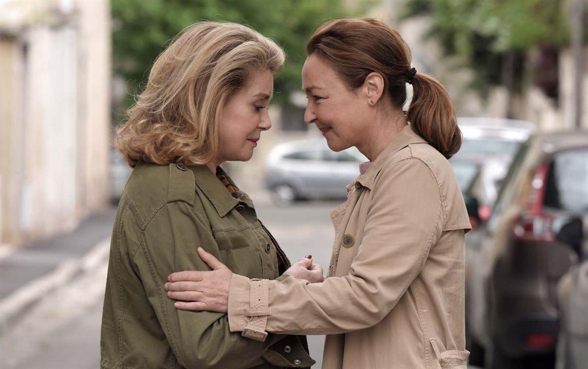 Dos mujeres : Foto Catherine Deneuve, Catherine Frot