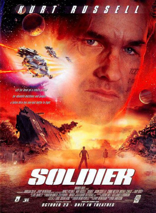 Soldier : Cartel
