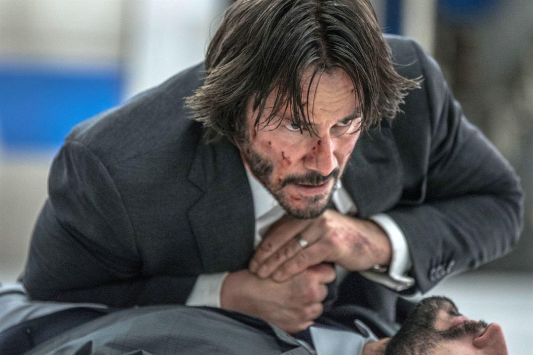 John Wick: Pacto de sangre : Foto Keanu Reeves