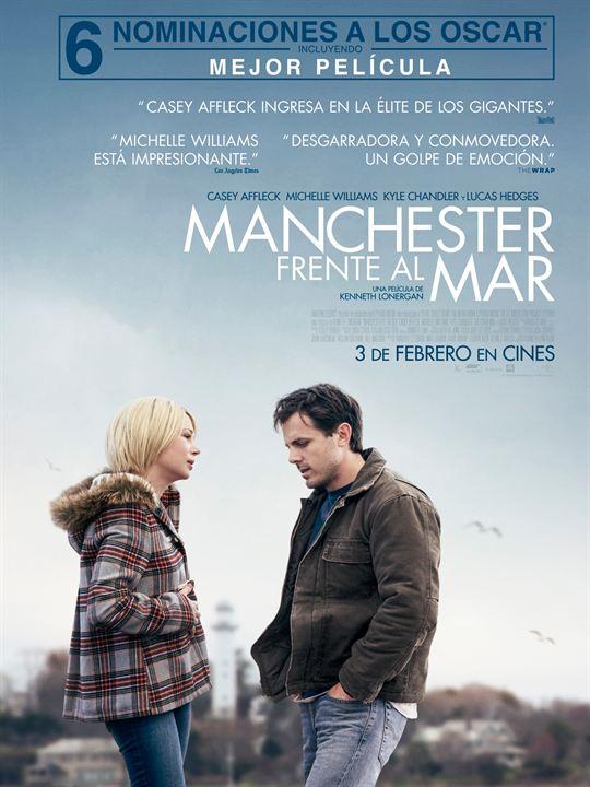 Manchester frente al mar : Cartel