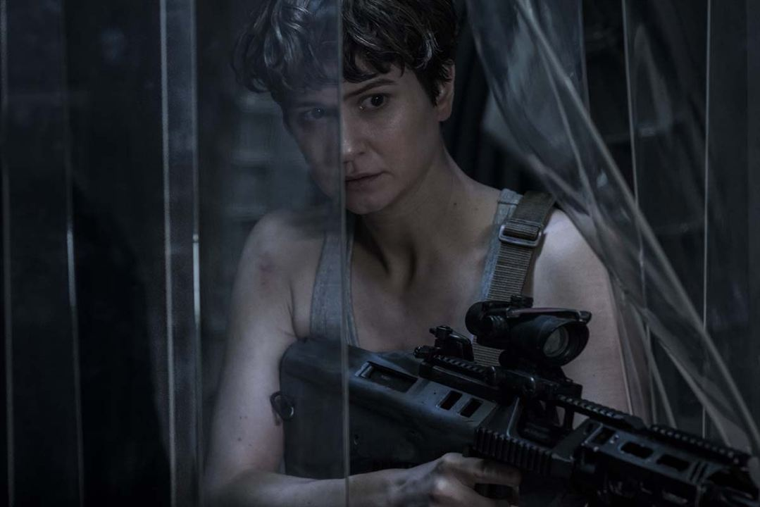 Alien: Covenant : Foto Katherine Waterston