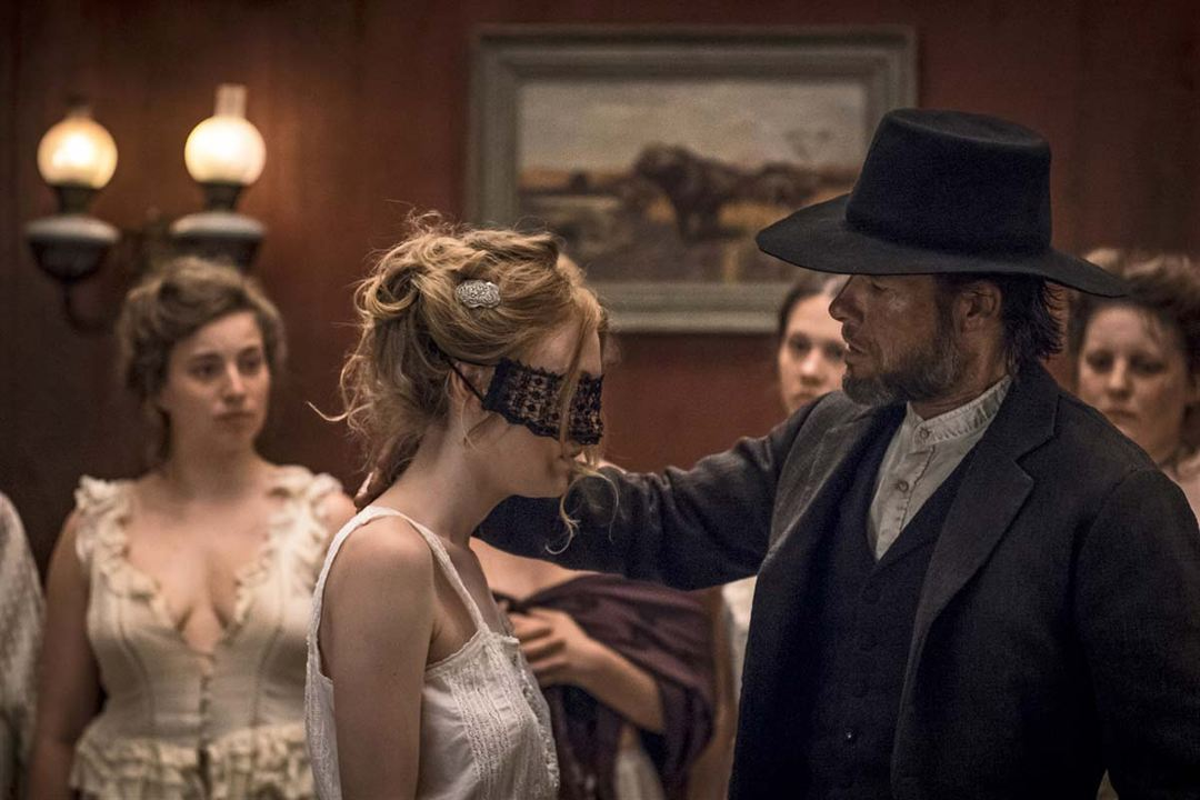 Brimstone : Foto Dakota Fanning, Guy Pearce