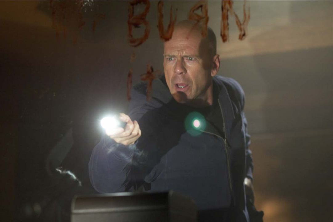 Hostage : Foto Bruce Willis