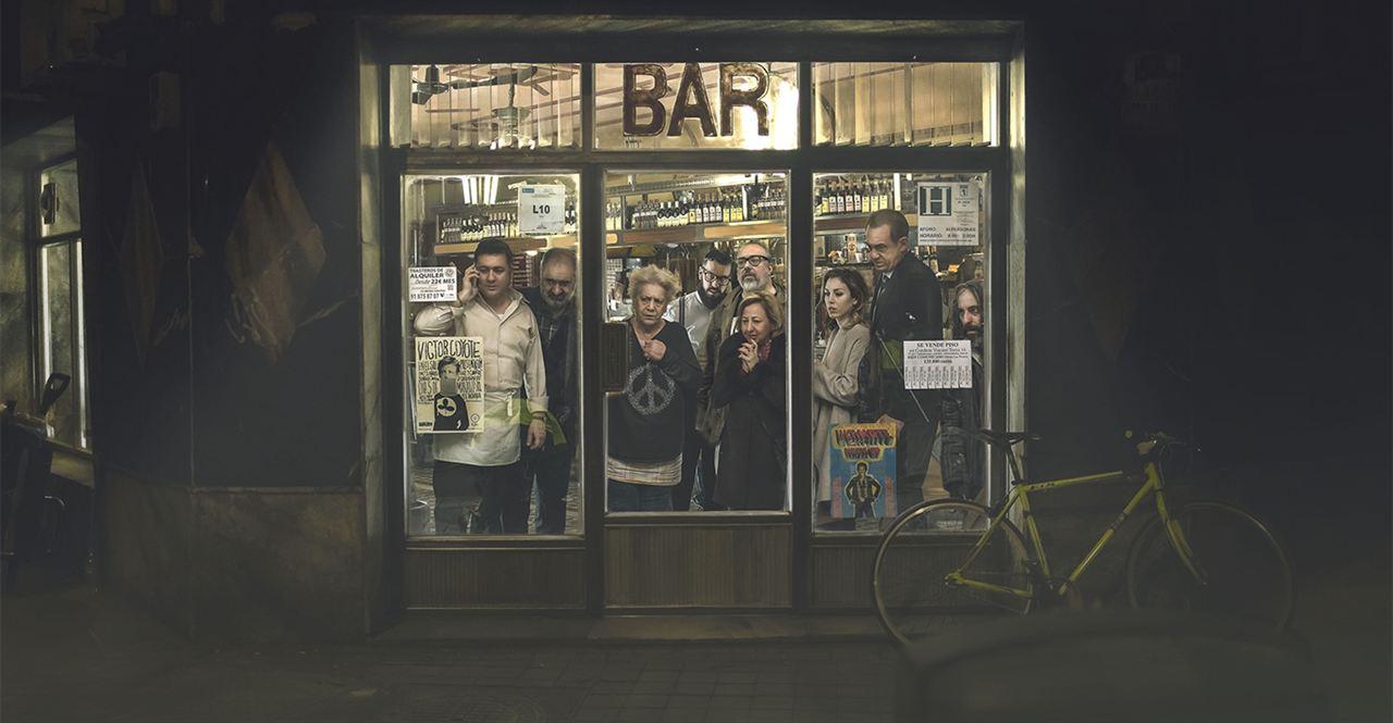 El Bar : Foto Alejandro Awada, Blanca Suárez, Carmen Machi, Joaquín Climent, Mario Casas