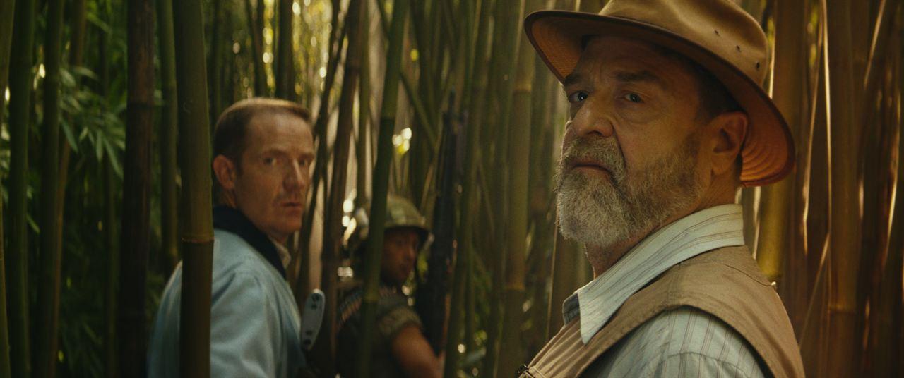 Kong: La Isla Calavera : Foto John Goodman