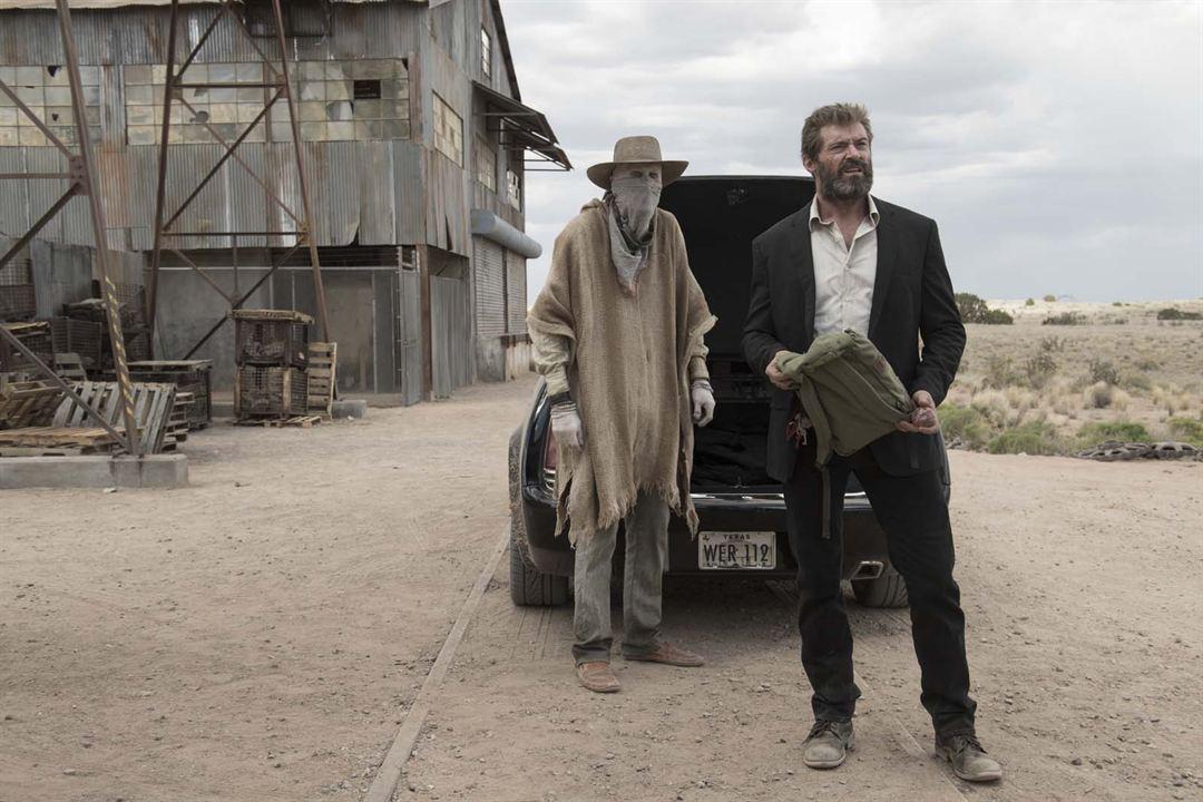 Logan : Foto Hugh Jackman, Stephen Merchant