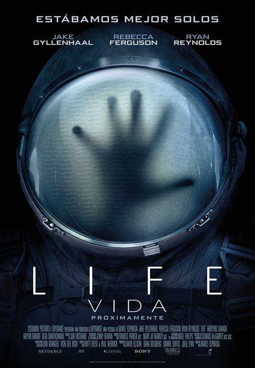 Life (Vida) : Cartel