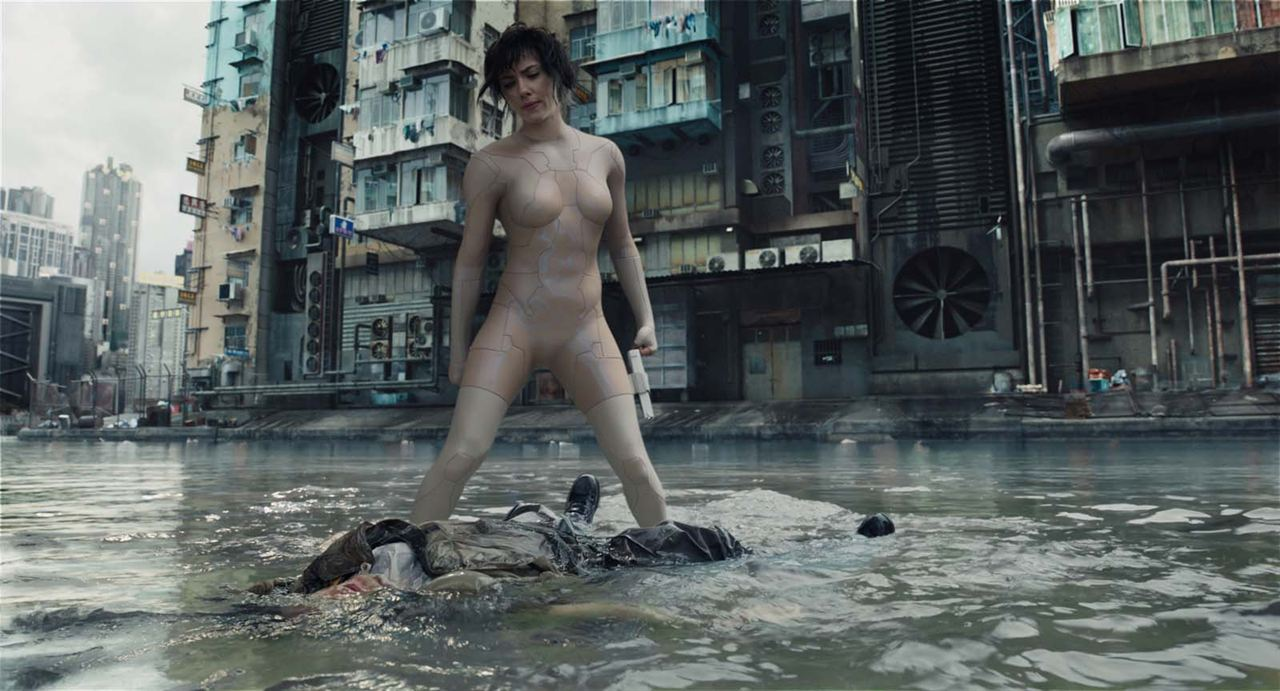 Ghost in the Shell: El alma de la máquina : Foto Scarlett Johansson