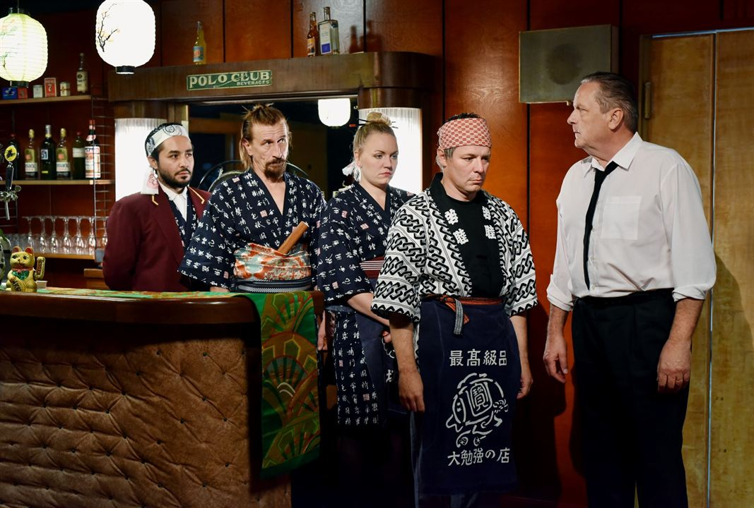 El otro lado de la esperanza : Foto Ilkka Koivula, Janne Hyytiäinen, Nuppu Koivu, Sakari Kuosmanen, Sherwan Haji
