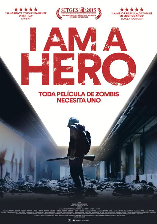 I Am a Hero : Cartel