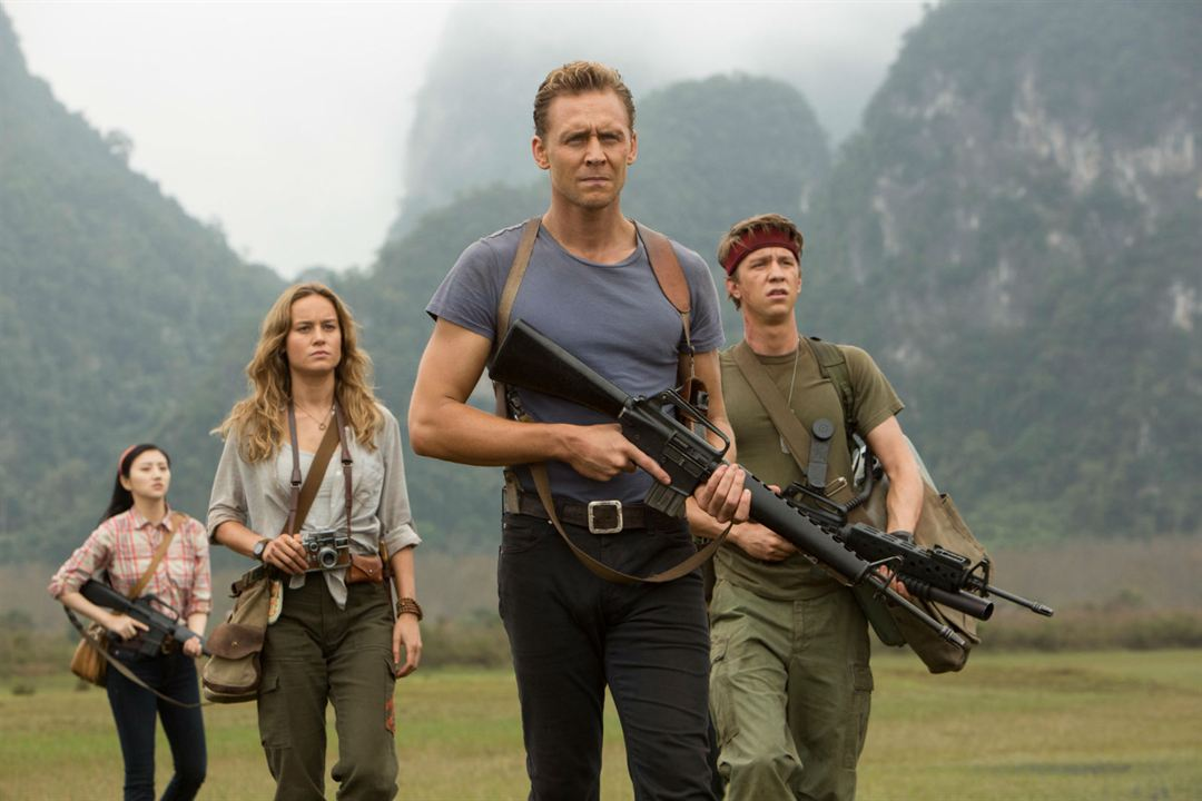Kong: La Isla Calavera : Foto Brie Larson, Thomas Mann (II), Tom Hiddleston